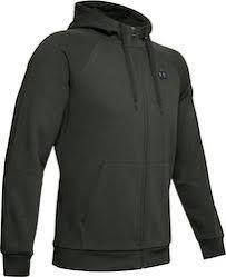 ΑΝΔΡΙΚΗ ΖΑΚΕΤΑ UNDER ARMOUR RIVAL FLEECE FULLZIP 1320737-310