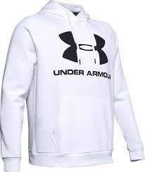 ΑΝΔΡΙΚΟ ΦΟΥΤΕΡ UNDER ARMOUR RIVAL FLEECE LOGO 1345628-112